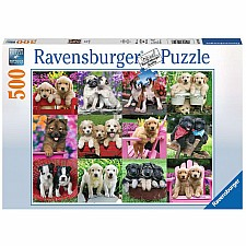Puppy Pals - 500 Piece
