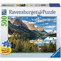 Beautiful Vista 500 Large Piece Puzzle