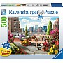 Rooftop Garden by Ravensburger