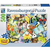 Butterflies 500 pc puzzle