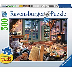 Cozy Retreat 500pc puzzle