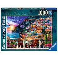 RAVENSBUGER 1000 PIECE DINNER IN POSITANO ITALY