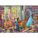 1000pc Seamstress Shop
