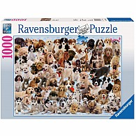 1000 pc Dogs Galore!
