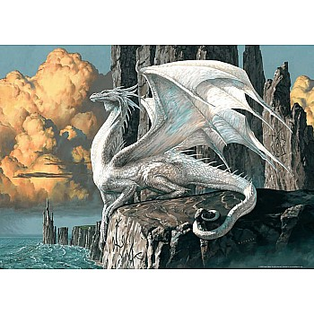 1000pc Puzzle - Dragon