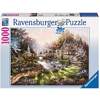 1000 pc Morning Glory Puzzle