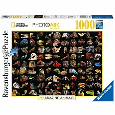 99 Stunning Animals - 1000 Piece