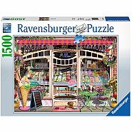 RAVENSBUGER 1500 PIECE ICE CREAM SHOP