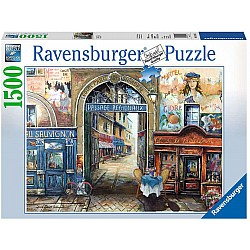 1500pc Puzzle - Passage to Paris