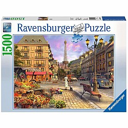 1500pc Puzzle - Vintage Paris