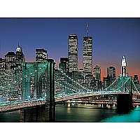Ravensburger  'NYC - Brooklyn Bridge' 2000 piece 16609