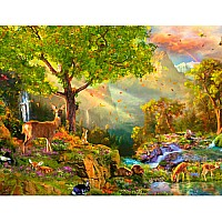 Idyllic Wildlife 2000pc