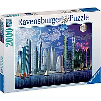 Ravensburger 'Tallest Buildings in the World' 2000 piece 16632