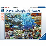Oceanic Wonders 3000 pc Puzzle