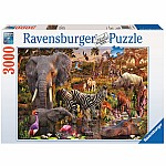 African Animal World - Ravensburger