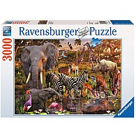 3000 pc African Animals