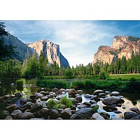 1000 Piece Puzzle, Yosemite Valley