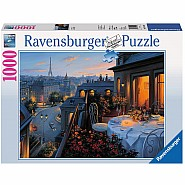 RAVENSBURGER 1000pc Puzzle -Paris Balcony