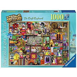 1000pc Puzzle - The Craft Cupboard