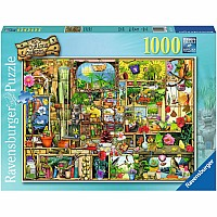 The Gardener's Cupboard 1000 piece