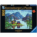 A Lake in Charlevoix Jigsaw Puzzle- #19542