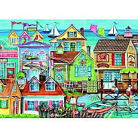 Along The Wharf 1000pc