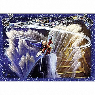 Disney Fantasia (1000 pc Puzzle)