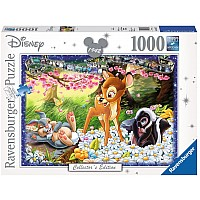 Disney Bambi (1000 pc Puzzle)