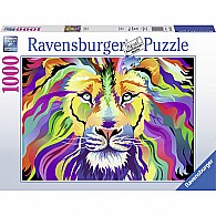 1000 pc King of Technicolor