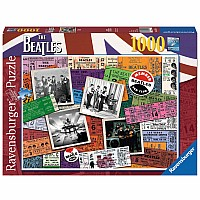 Beatles: Tickets (1000pc)