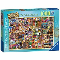 1000 Piece The Collector's Cupboard Puzzle