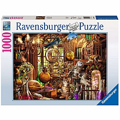 1000 Piece Merlin's Laboratory Puzzle