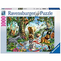 1000 pc Adventures in the Jungle Puzzle