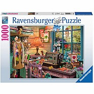 RAVENSBUGER 1000 PIECE THE SEWING SHED