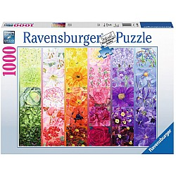 1000pc Puzzle - The Gardener's Palette No. 1
