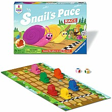 Start Here Game: Snail's Pace Race