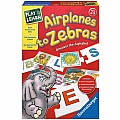Airplanes to Zebras - Discover the Alphabet