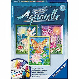 Aquarelle Elves Painting Kit