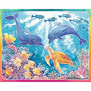 Aquarelle Ocean World Painting Kit