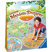 Animal Fun Outdoor Mandala Designer