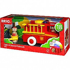 Light and Sound Firetruck
