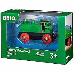 Battery Powered Engine