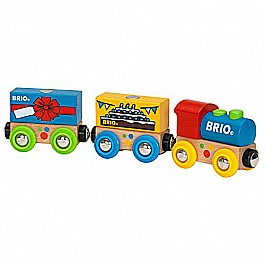 BRIO Birthday Train