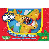 Johnny Jungle Plane