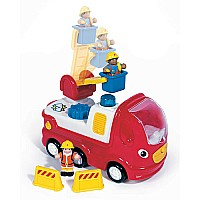 Ernie Fire Engine