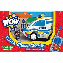 Police Chase Charlie