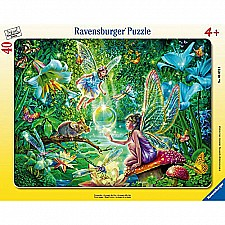 Fairy Magic Puzzle (40-Piece)