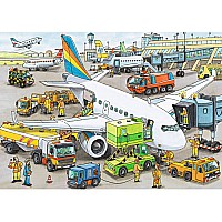 Busy Airport 35 pc puzzle