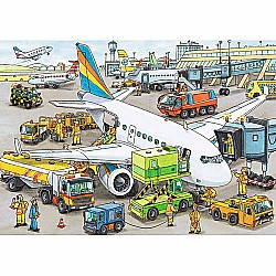 35 pc Busy Airport