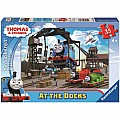 At the Docks (35 pc Puzzle)